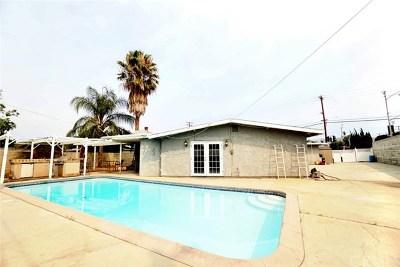 Covina Single Family Home For Sale: 868 E Badillo Street