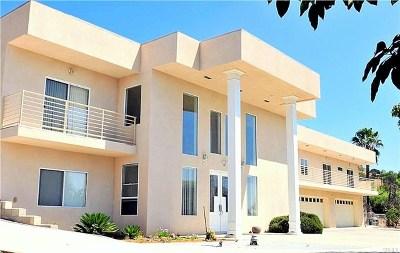 La Habra Heights Single Family Home For Sale: 2051 Chota Road