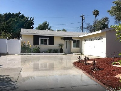 Azusa Single Family Home For Sale: 18815 E Citrus Edge Street