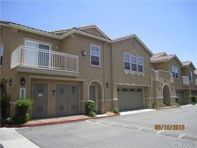 Rancho Cucamonga Condo/Townhouse For Sale: 11450 Church Street #44