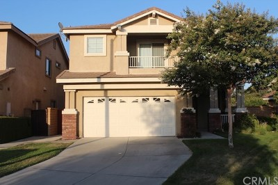 Rancho Cucamonga Single Family Home For Sale: 8745 Woodward Court