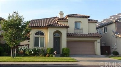 Pomona Single Family Home For Sale: 107 Crabapple Drive