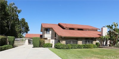 Rancho Cucamonga CA Single Family Home For Sale: $759,900