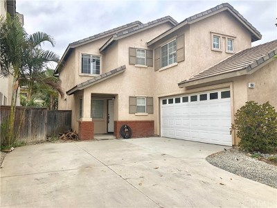 Corona Single Family Home For Sale: 994 Forester Drive