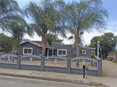 Baldwin Park Single Family Home For Sale: 3707 Vineland Avenue