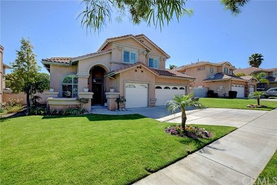 Rancho Cucamonga Single Family Home For Sale: 6772 Tiger Eye Place