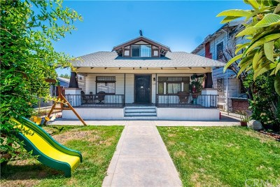 Highland Single Family Home For Sale: 128 Sycamore Park Drive