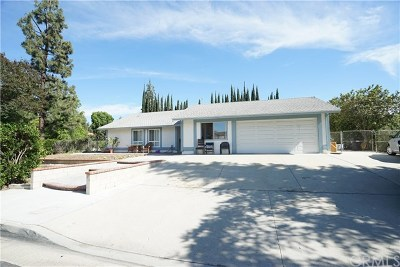 Rowland Heights Single Family Home For Sale: 19524 Shelyn Drive