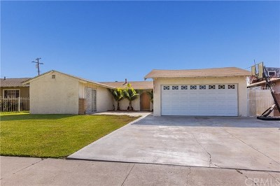 La Puente Single Family Home For Sale: 611 Prior Avenue
