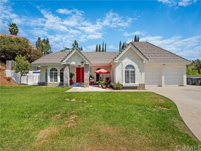 Redlands Single Family Home For Sale: 801 Lexington Lane