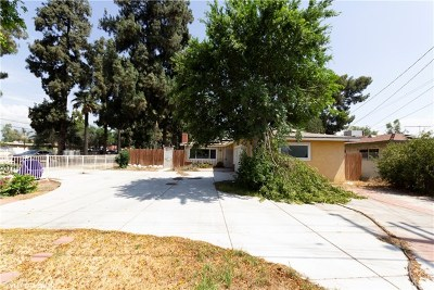 Rialto Single Family Home For Sale: 1690 W Merrill Avenue