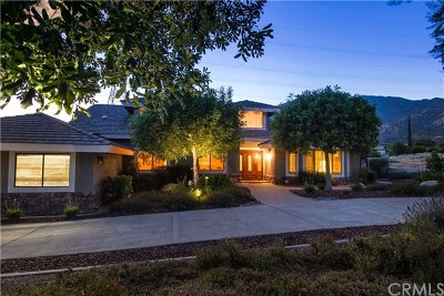 Claremont Single Family Home For Sale: 891 Deep Springs Drive