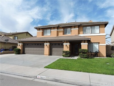 Fontana Single Family Home For Sale: 5922 Flying Arrow Lane