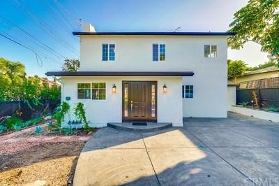 Los Feliz Single Family Home For Sale: 3100 Waverly Drive