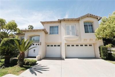 Fullerton Single Family Home For Sale: 2775 Ashwood Circle