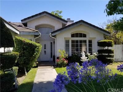 Glendora Single Family Home For Sale: 1042 Claraday Street