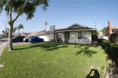 Pomona Single Family Home For Sale: 2038 Miramar Street