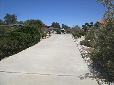 Apple Valley Single Family Home For Sale: 14213 Apple Valley Road