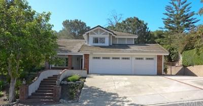 San Dimas Single Family Home For Sale: 2201 Terrebonne Avenue