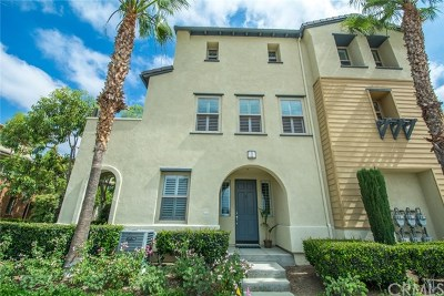 Rancho Cucamonga Condo/Townhouse Active Under Contract: 7693 Chalet Place #6