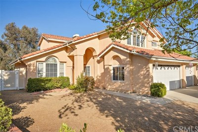 Temecula Single Family Home For Sale: 40626 Nob Court