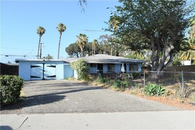 Pomona Single Family Home For Sale: 113 Owens Lane