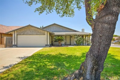 Single Family Home For Sale: 12397 Lime Place