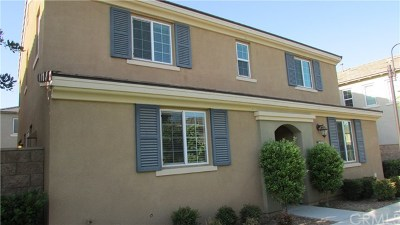 Rancho Cucamonga Single Family Home For Sale: 9340 Greenbelt Place