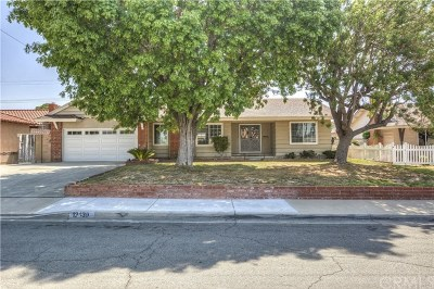 Chino Single Family Home For Sale: 12439 Jacaranda Avenue