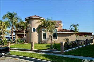 Rialto Single Family Home For Sale: 1525 W Carpenter Street