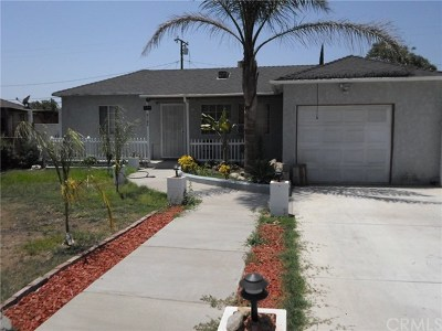 Fontana Single Family Home For Sale: 8184 Tokay Avenue