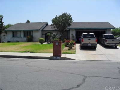 Rialto Single Family Home For Sale: 505 N Driftwood Avenue