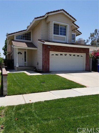 Rancho Cucamonga CA Single Family Home For Sale: $615,000