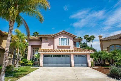 Chula Vista Single Family Home For Sale: 2313 Sea Island Place