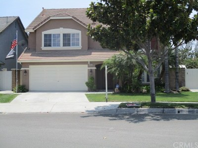 Chino Single Family Home For Sale: 4519 Appaloosa Court