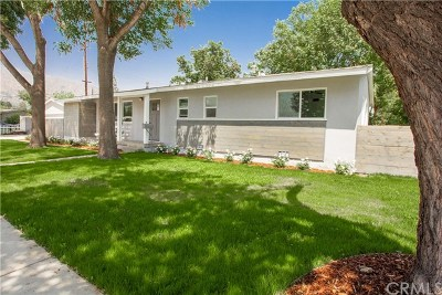 Glendora Single Family Home For Sale: 306 N Grand Avenue