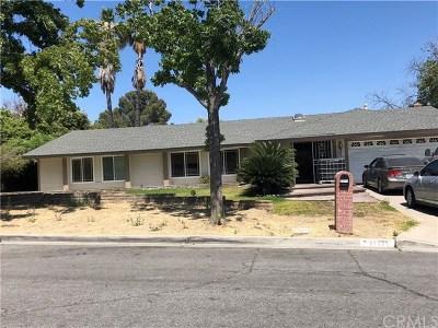 Fontana Single Family Home For Sale: 11775 Overland Drive