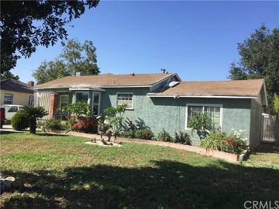 Pomona Single Family Home For Sale: 247 Sherwood Place
