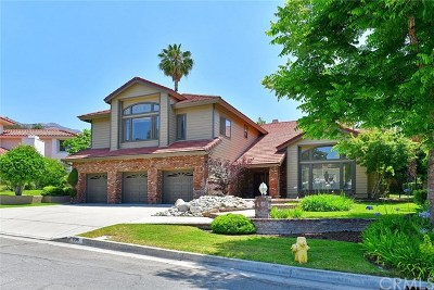 Glendora Single Family Home For Sale: 106 Morgan Ranch Road