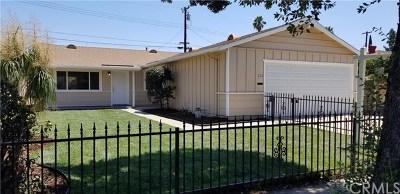 San Dimas Single Family Home For Sale: 312 S Drifton Avenue