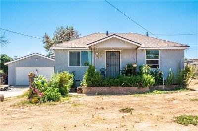 Riverside Single Family Home For Sale: 6468 Jones Avenue