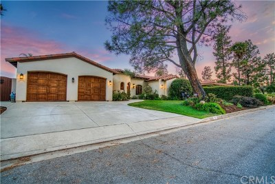 Claremont Single Family Home For Sale: 790 Via Espirito Santos Street
