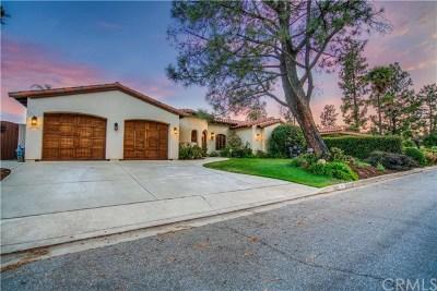 Claremont Single Family Home For Sale: 790 Via Espirito Santos Street