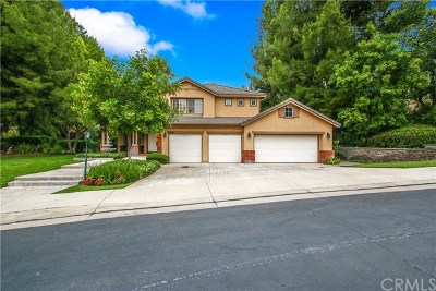 Covina Single Family Home For Sale: 20517 Mesquite Lane