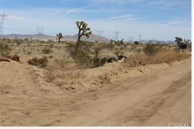 Adelanto CA Residential Lots & Land For Sale: $90,000