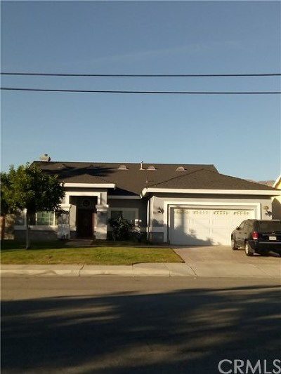 Highland Single Family Home For Sale: 27076 Cypress Street