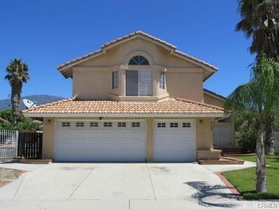 San Bernardino CA Single Family Home For Sale: $379,999