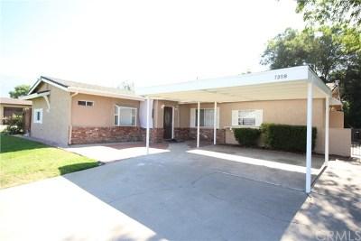 Rancho Cucamonga Single Family Home For Sale: 7359 Via Serena