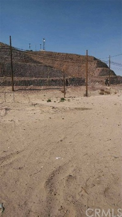 Barstow CA Residential Lots & Land For Sale: $20,000