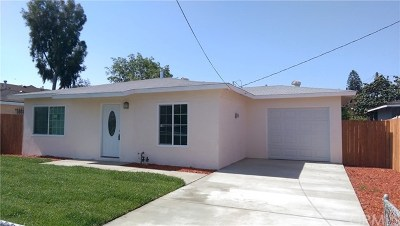Baldwin Park Single Family Home For Sale: 12712 Torch Street